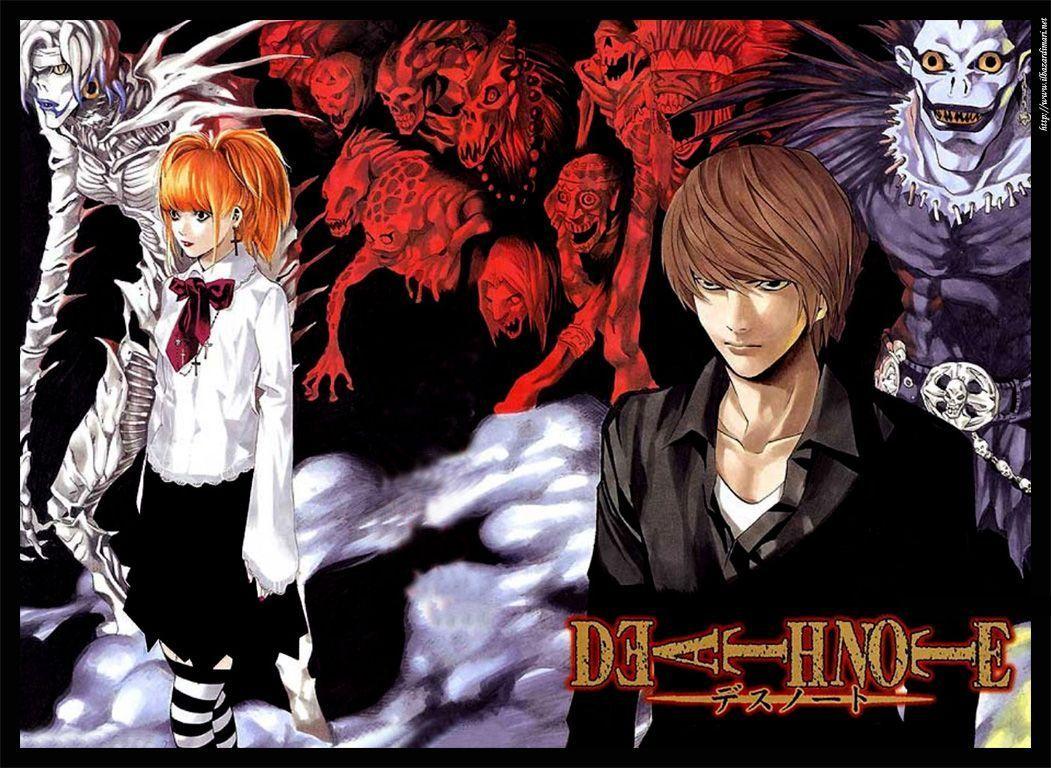 Téléchargement Death Note